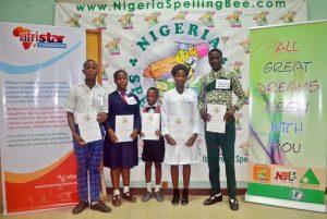 Nigeria Spelling Bee Oyo State Qualifier