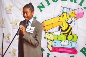 Nigeria Spelling Bee 2017/2018 state qualifier IMO