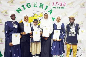 Nigeria Spelling Bee 2017/2018 state qualifier GOMBE