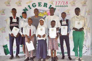 Nigeria Spelling Bee 2017/2018 state qualifier Plateau