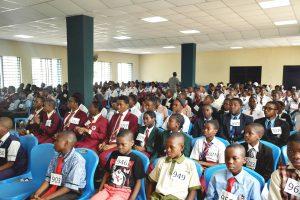 Nigeria Spelling Bee 2017/2018 state qualifier Lagos