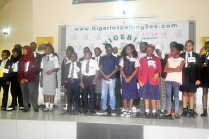 FCT Abuja Qualifier of Nigeria Spelling  Bee