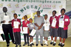 Edo State Qualifier (2018 Season), Nigeria Spelling Bee