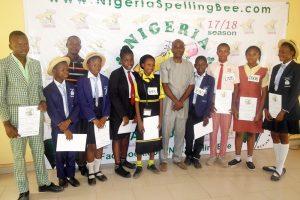 Nigeria Spelling Bee 2018 state qualifier Osun